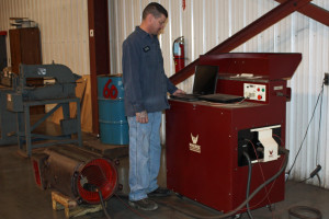 With the Phenix Core Loss Tester, we check stator cores before winding for bad iron cores and hot spots.